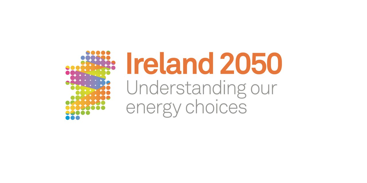 Image of the Ireland 2050 identity