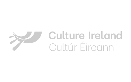 Image of the Culture Ireland logo