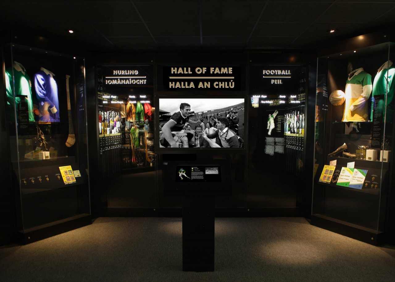 Each year two players form football and two from Hurling are inducted into the GAA Hall of Fame.