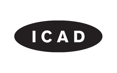 Image of the ICAD logo