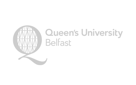 Image of the Queens University Belfast logo