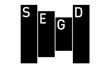Image of the logo of the Society for Experiential Graphic Designs