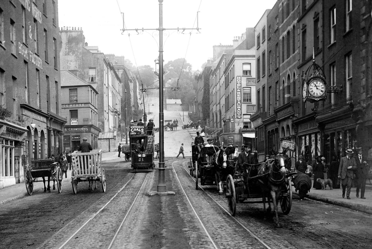 Bridge Street, Cork City.
