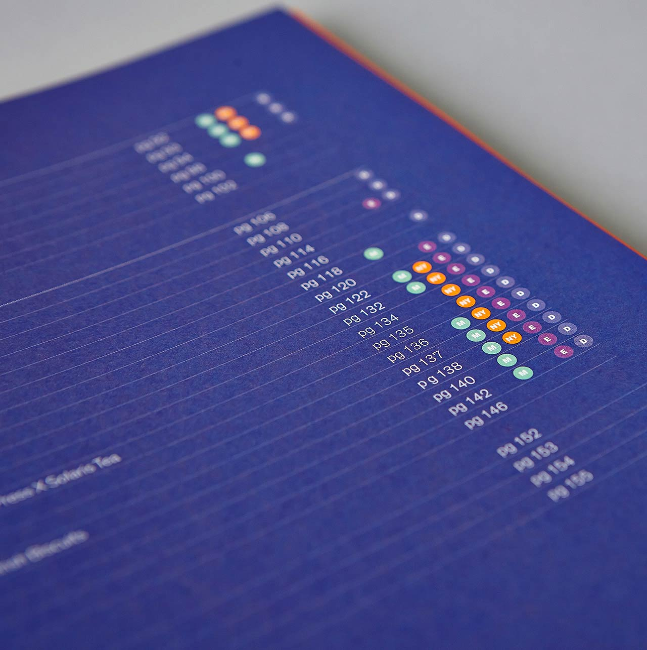 Image of the Liminal Catalogue by New Graphic