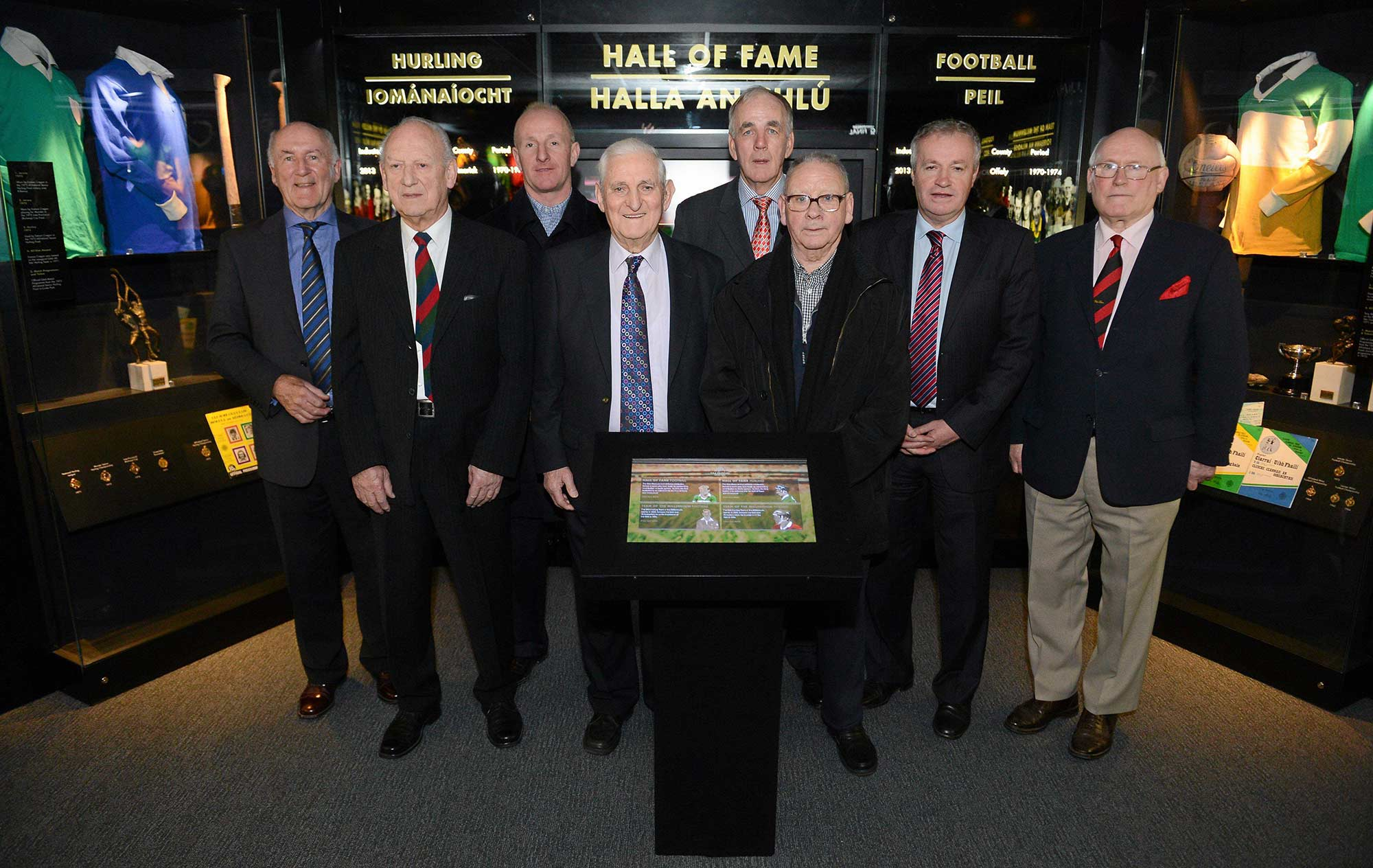 Image of GAA Hall of Fame Players