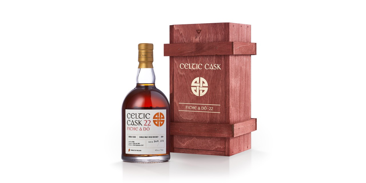 Image of Celtic Cask Fiche a Dó