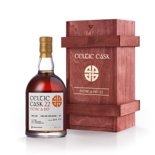 Branding for Celtic Cask Whiskey