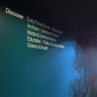 DCU archive exhibition