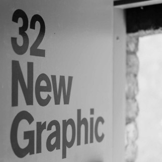 Image of the New Graphic door at 32 Vicar Street