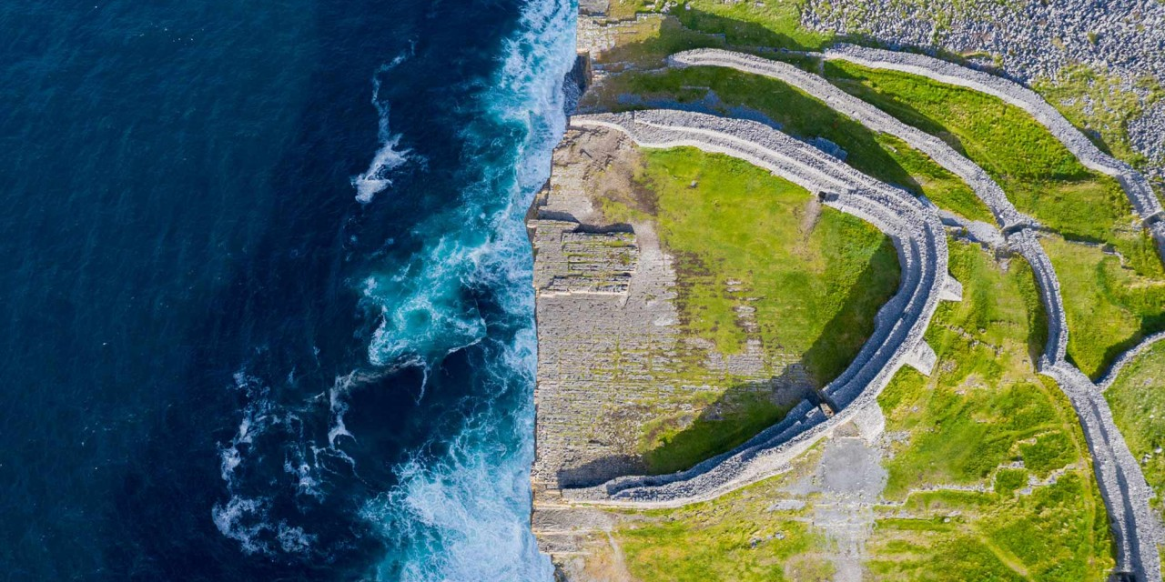 Dún Aonghasa - One of western Europe's most magnificent stone forts