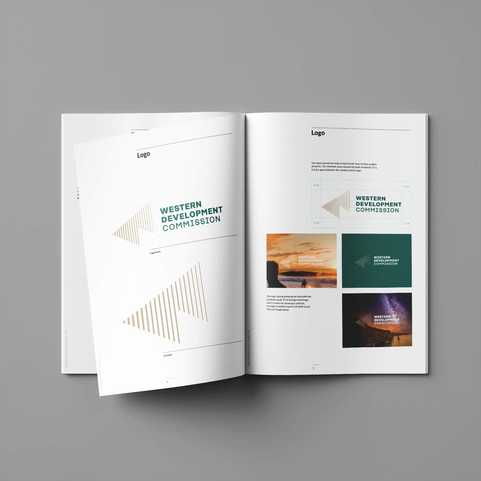Western Development Commission Brand Guidelines